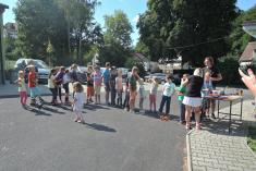 III. Dětská olympiáda Vodokrty - 8.9. 2018
