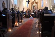 Vánoční koncert v kostele - Řenče - 16. 12. 2018