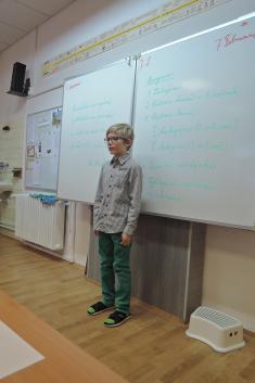 Recitační soutěž ZŠ Řenče - 7. 2. 2019