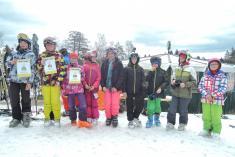 IX. mistrovství Obce Řenče ve sjezdovém lyžování - Hohen Bogen - 3. 3. 2019