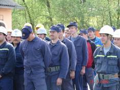 SDH Řenče - ukončení soutěže  13.5.2006