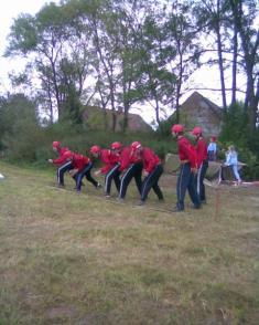 soutěž hasičů 12.9.2009 Libákovice
