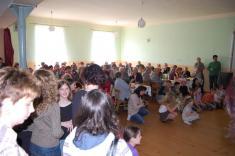 fotogalerie setkání důchodců 2009