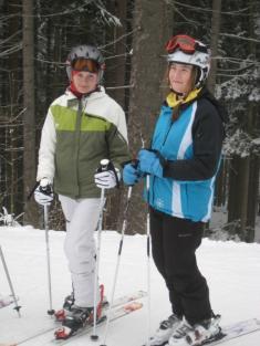 IV. ročník - Mistrovství Obce Řenče ve sjezdovém lyžování - 17. 2. 2013