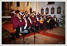 15. adventní koncert - Carmina - 15. 12. 2013