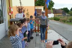 Školní zahradní slavnost 26.6. 2014