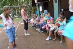 Dětský letní tábor 19.- 26.7. 2014