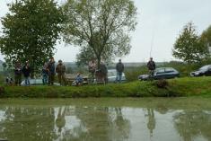 Rybářské závody  proděti  27.9. 2014