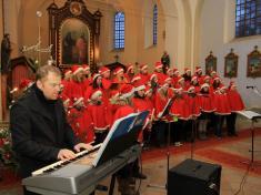 Vánoční koncert 14.12. 2014