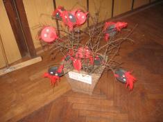 Vánoční jarmark 28.11.2009