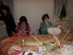 Kurz pletení zpedigu  14.1. 2012
