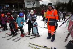 III. Mistrovství Obce Řenče vesj. lyžování 26.2. 2012