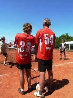 Nohejbalový turnaj trojic 19.5.2012