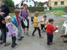 Den dětí  2.6. 2012 Háje