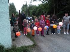 Den dětí  2.6. 2012 Vodokrty
