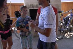 Turnaj petanque Libákovice 23.6. 2012