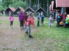 Letní tábor sIvuškou 13.- 20.7. 2012