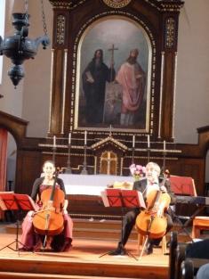 Haydnovy slavnosti  20.9. 2012