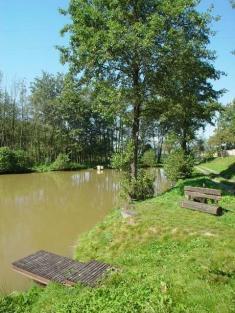 rybník Řenče vroce 2006