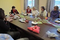 Setkání sMirkou Kuntzmannovou  26.3. 2016Vodokrty