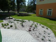 Revitalizace školní zahrady 2013
