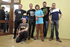 Cestování naPionýru - Vodokrty - 9.4. 2016