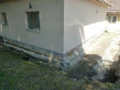 Oprava budovy uhřiště Libákovice 2014