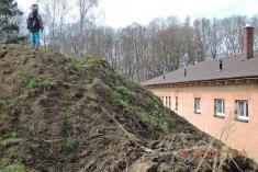 Výstavba KZ Vodokrty 2015