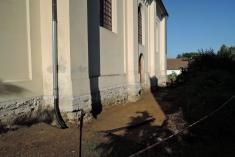 Nutná oprava kostela sv.Cyrila aMetoděje vŘenčích 2018