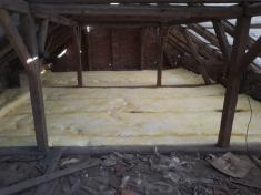 Oprava střechy KZ Libákovice 2019