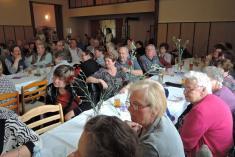 Setkání důchodců 23.4. 2016