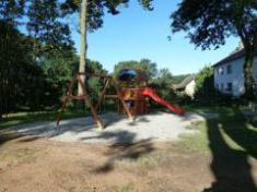Místa setkávání s dětskými prvky