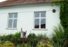 Výměna oken a dveří kulturních zařízení Řenče a Libákovice