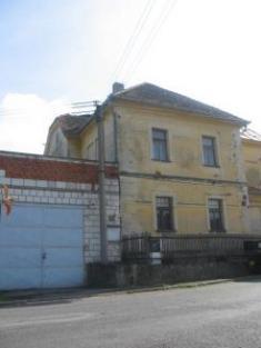 Oprava budovy OÚ Řenče