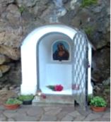 Mariánská pobožnost u kapličky Panny Marie 1