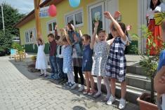 Vyřazení předškoláků zMŠ - 21.6. 2016